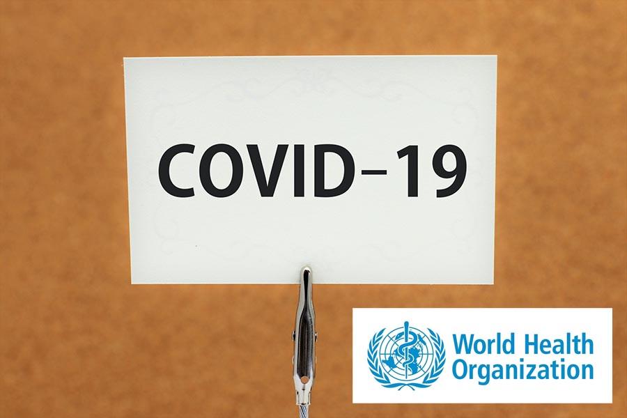 《WHO》新型コロナウイルスについて